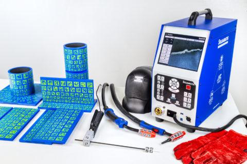 Svetskomponenter för simulator