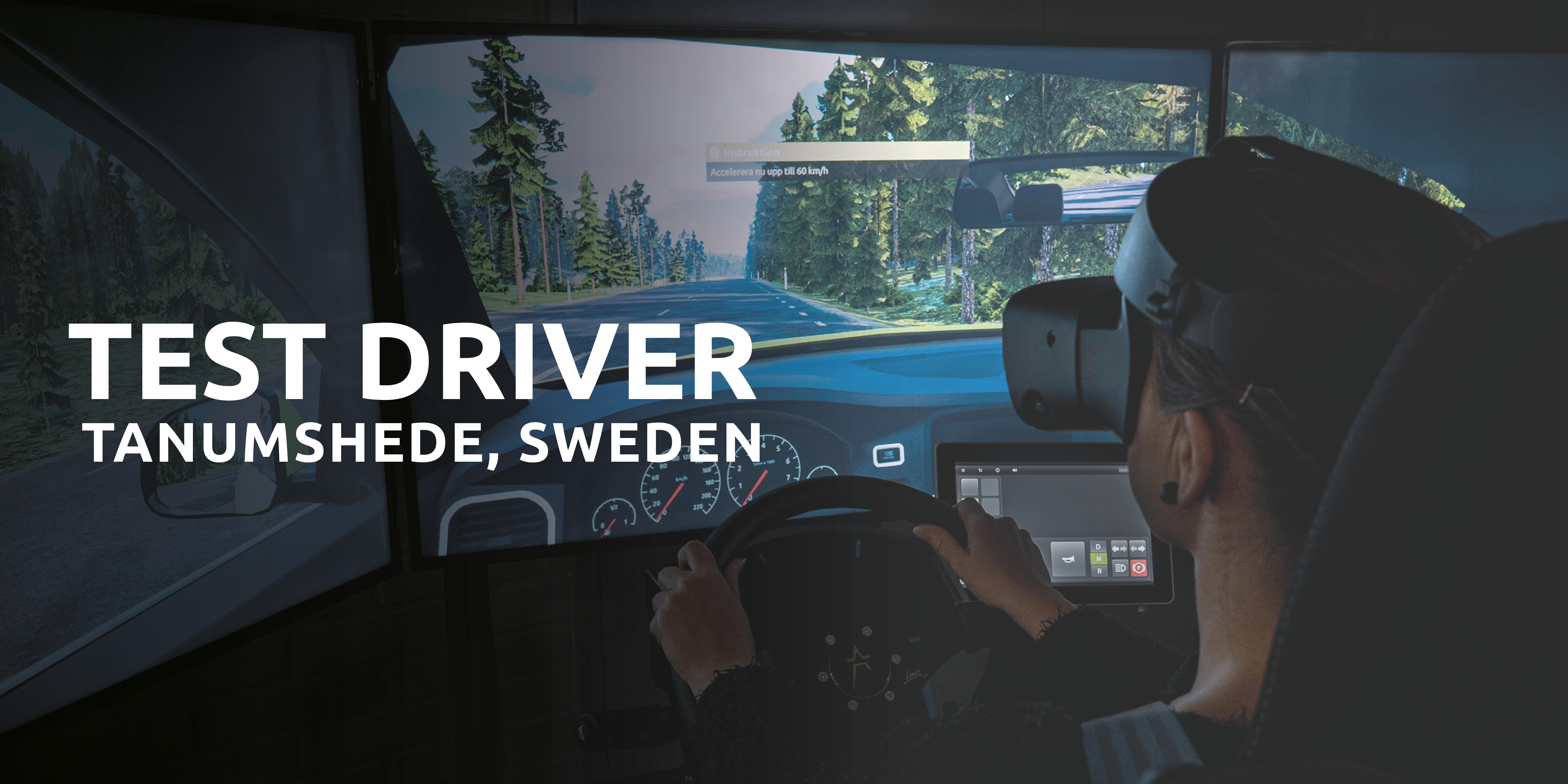 Test driver 2021 4